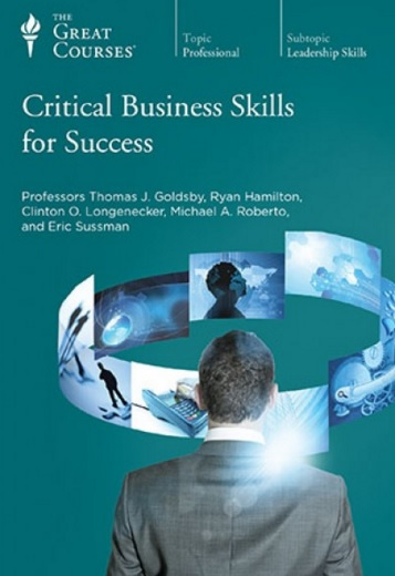 Video – TGC – Critical Business Skills for Success                # 063
