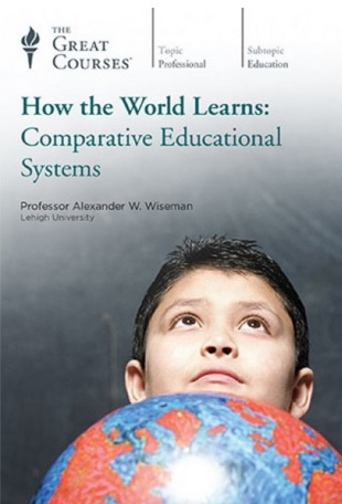 Video – TGC – How the World Learns: Comparative Educational System                          # 372
