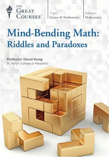 Video – TGC – Mind-Bending Math: Riddles and Paradoxes                        # 126