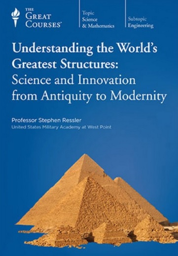 Video – TGC – Understanding the World's Greatest Structures: Science and Innovation from    # 1203