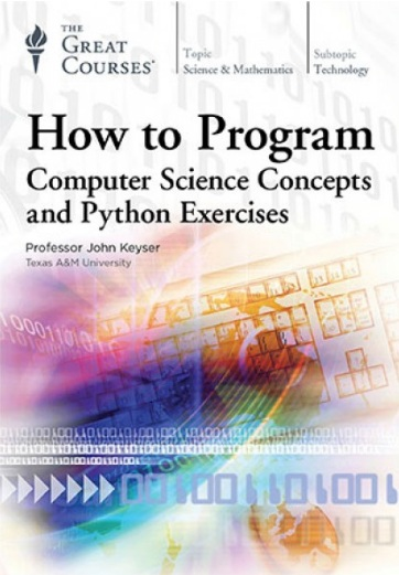 Video – TGC – How to Program: Computer Science Concepts and Python Exercises                # 1303