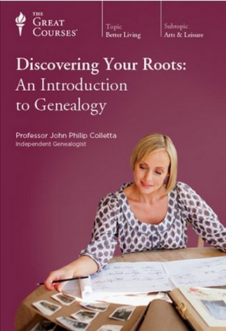 Video – TGC – Discovering Your Roots: An Introduction to Genealogy                # 1351