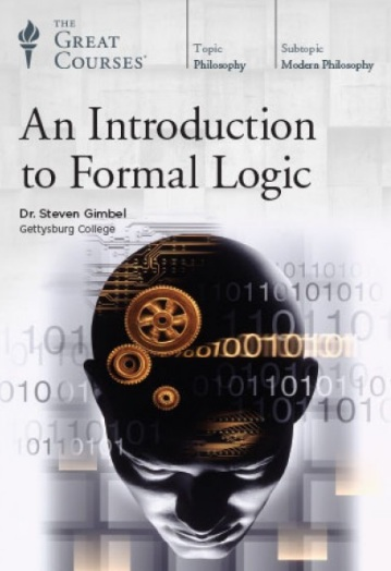 Video – TGC – An Introduction to Formal Logic                      # 1219