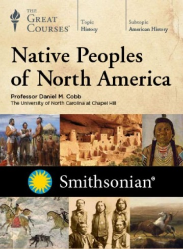 The evolution of different native religions in north america throughout history