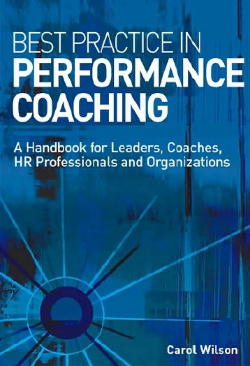 pdf - best practice in performance coaching: a handbook for leaders